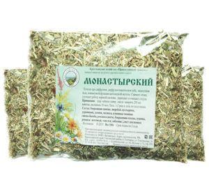 Монастырский чай при аденоме простаты и его состав