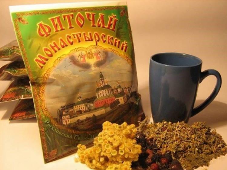 Показания и противопоказания к применению монастырского чая