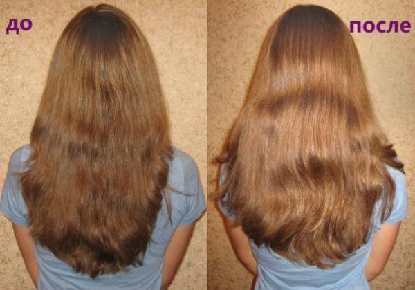 Косметика для волос на основе Монастырского сбора
