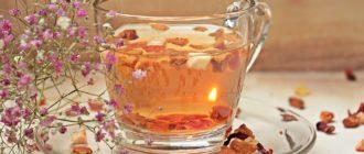 Монастырский чай для похудения состав в домашних условиях пропорции